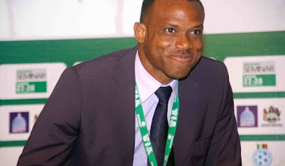 Sunday Oliseh - Super Eagles Head Coach