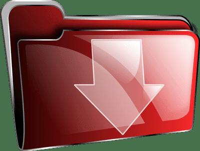 Красная папка