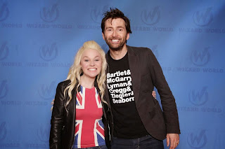 Say What Jenna With David Tennant