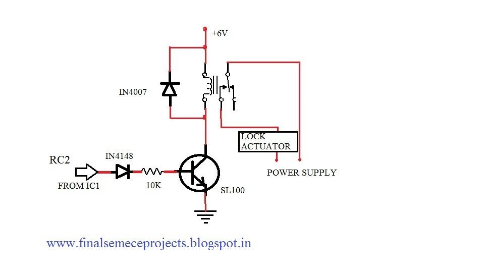 automatic night lamp 230v circuit diagram