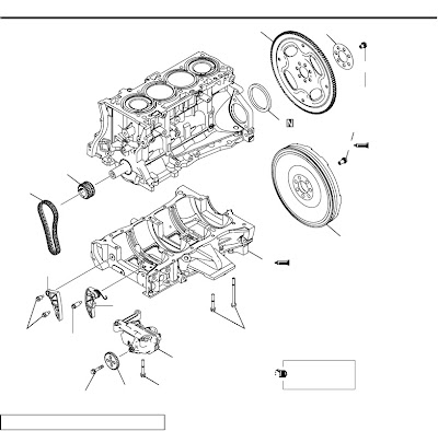 KP Gasket: Interesting Oil Seal from Mitsubishi 4B11T