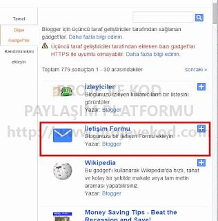 Blogger'a iletişim formu ekleme-bloggera-iletisim-formu-ekleme