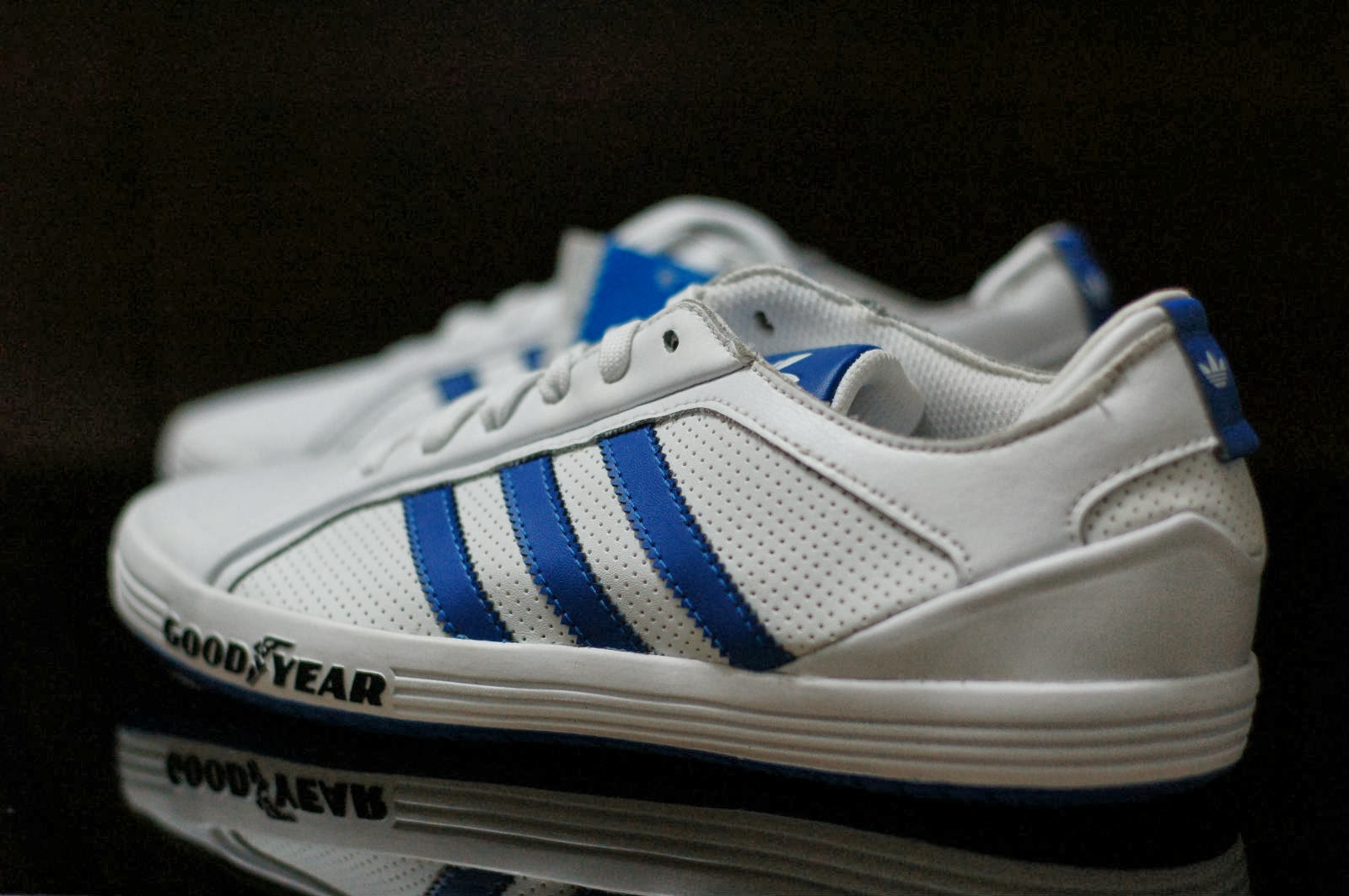 Tommy: Adidas Originals x GoodYear Driver Vulc