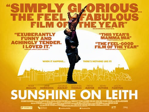 I Love That Film Sunshine On Leith Review