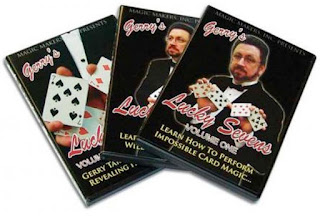descargar dvd de magia gratis Lucky Sevens (Volume 1) by Gerry Griffin