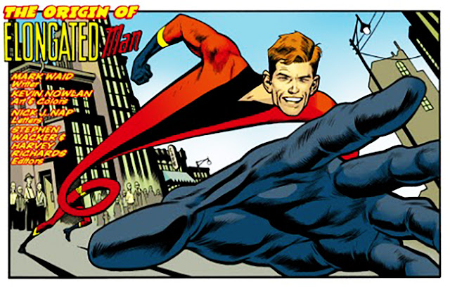 Mengenal Elongated Man