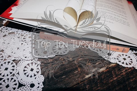 Top Ten Tuesday: Top Ten Things That Will Make Me Instantly Want To Read A Book