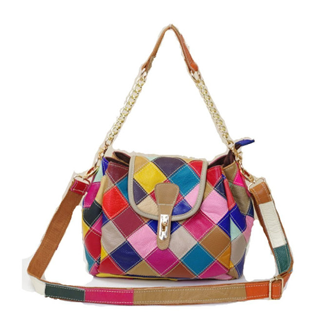 Pochette et mini sac coloré : La tendance mode été 2018 pas cher