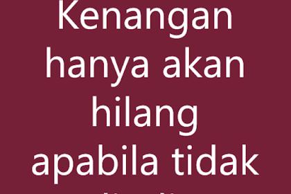 Status WhatsApp Deka Firhansyah Har Senin 20 November 2017
