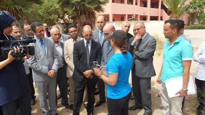 رسالة إلى الوزير محمد حصاد لتسوية ملف خريجي البرنامج الحكومي 10 آلاف إطار تربوي