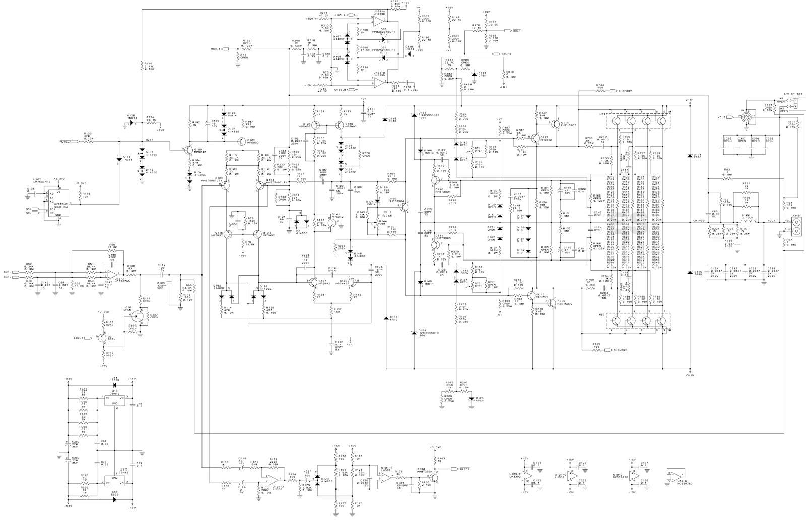 crown xti 6000 schematics