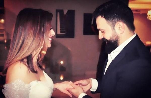 لن تصدق كم بلغت قيمة خاتم زواج وفاء كيلاني من تيم حسن؟