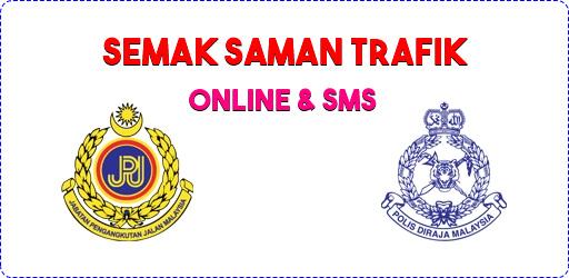 Check Saman Polis Sms Insurans Malaysia Blog
