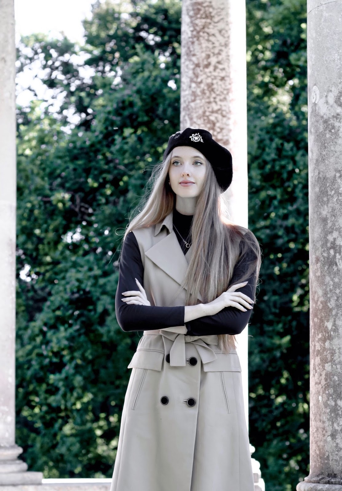 How to Look Parisian Chic in a Beret