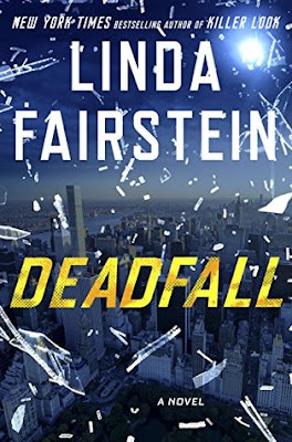 Bea's Book Nook, Review, Deadfall, Linda Fairstein