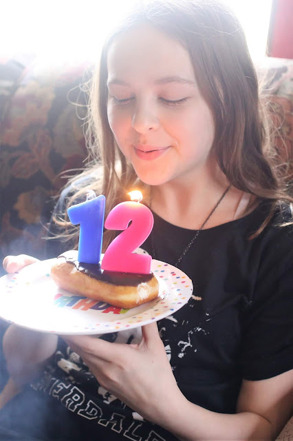 12th Birthday Celebration