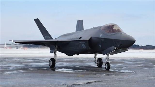 Wreckage of Japan's missing F-35 stealth fighter jet found, pilot missing