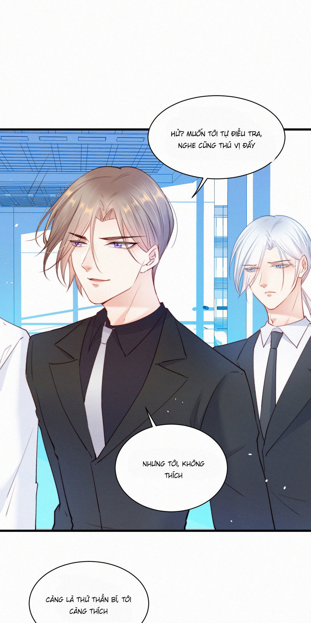 In Or Out Chapter 9 - Trang 16