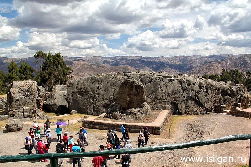 Кенко (Quenco). Священная Долина Инков. Перу