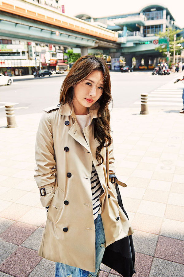 Waa Wei Burberry Art Of The Trench