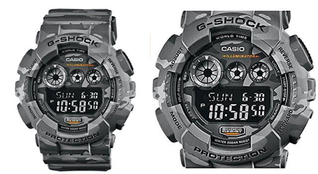 Reloj hombre casio g-shock-GD-120CM-8E