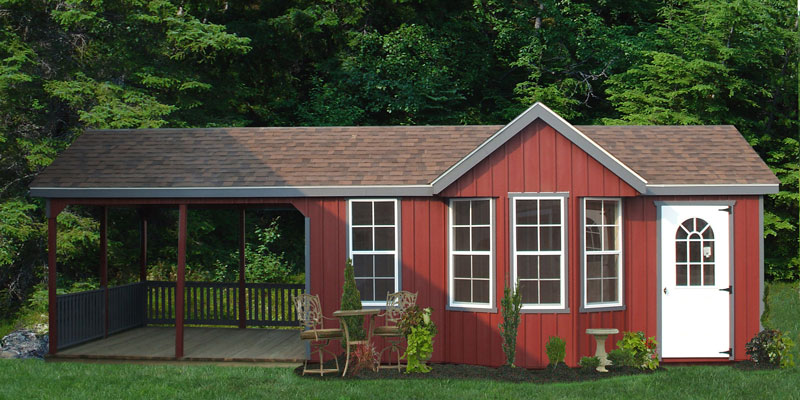 Buy a Swimming Pool House Shed for the Backyard