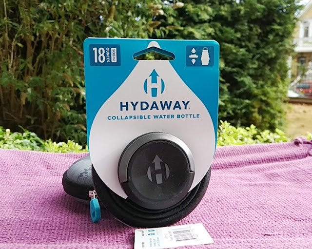 Hydaway 2.0 Collapsible Silicone H2o Bottle Broad Mouth