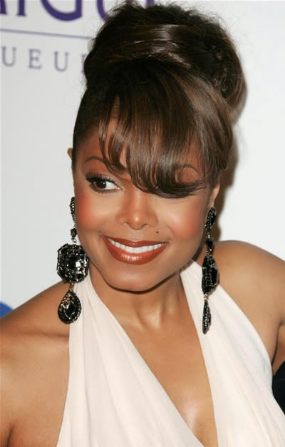 Cool Top 15 Black Hairstyles With Buns And Bangs Hairstyles Gallery Short Hairstyles Gunalazisus