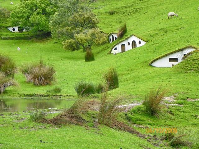 Localizaciones de El Señor de los Anillos en Nueva Zelanda