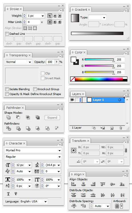 14 Most Important Tools to Learn in Adobe Illustrator for