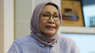 Aktivis Ratna Sarumpaet dianiaya orang tak dikenal pada 21 September lalu di Bandung, Jawa Barat. (Detikcom/Muhammad Ridho)