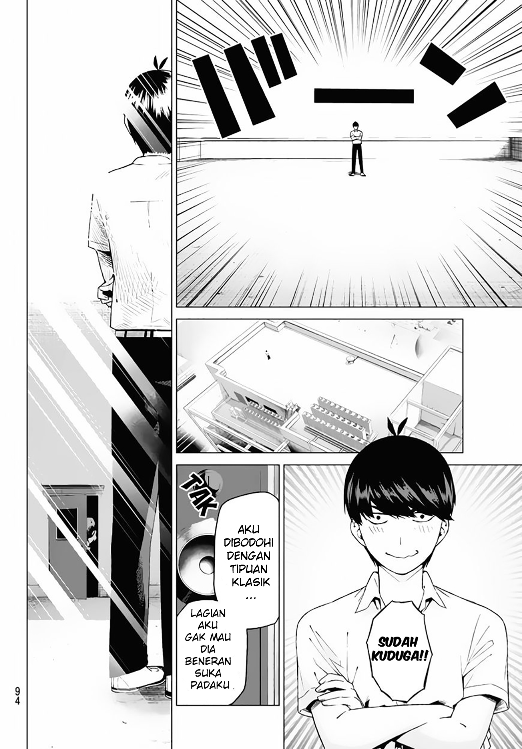 Baca Komik Go-toubun No Hanayome Chapter 3 Bahasa Indonesia