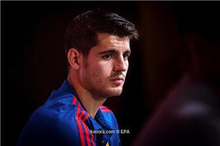 موراتا يكشف حقيقة التفاوض مع ريال مدريد التفاصيل من هناا