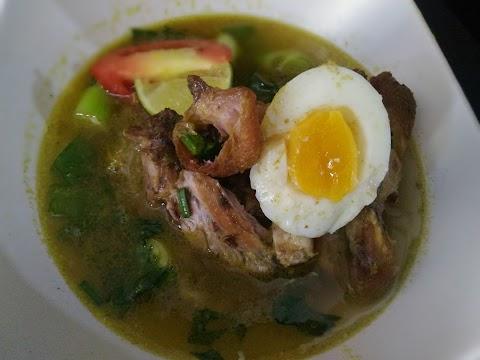 Resep Soto Ayam Mudah Nikmat