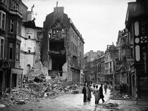 Dampak Perang Dunia II Dari Segi 4 Bidang