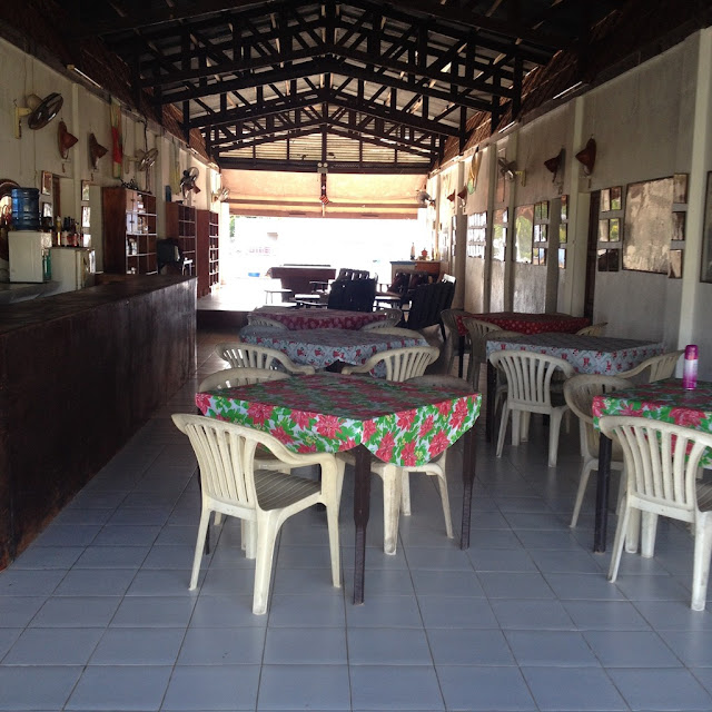 The Orchid Bar and Restaurant at Virgin Beach Resort