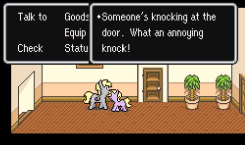 Equestria Daily - MLP Stuff!: EquestriaBound - An Earthbound Hack