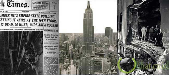 Robohnya The Empire State Building