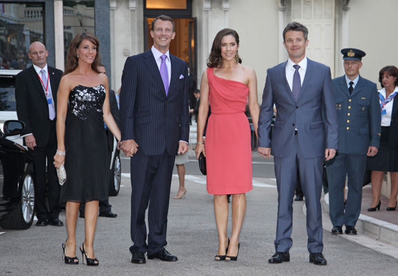 Monaco Princely Family celebrates Monaco National Day 2016