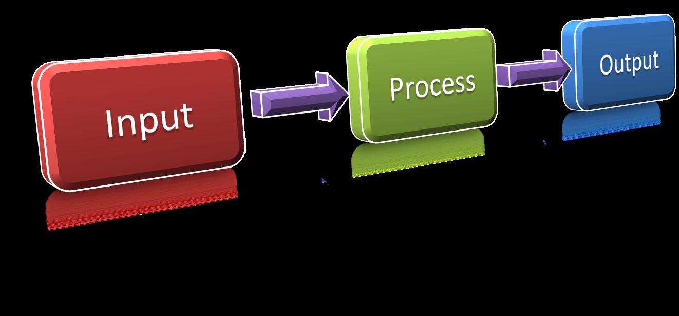 Ipo input process output