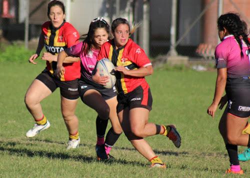 Cardenales y Alberdi Rugby van por el Nacional Femenino