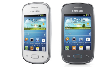 Samsung Galaxy Star dan Samsung Galaxy Pocket Neo