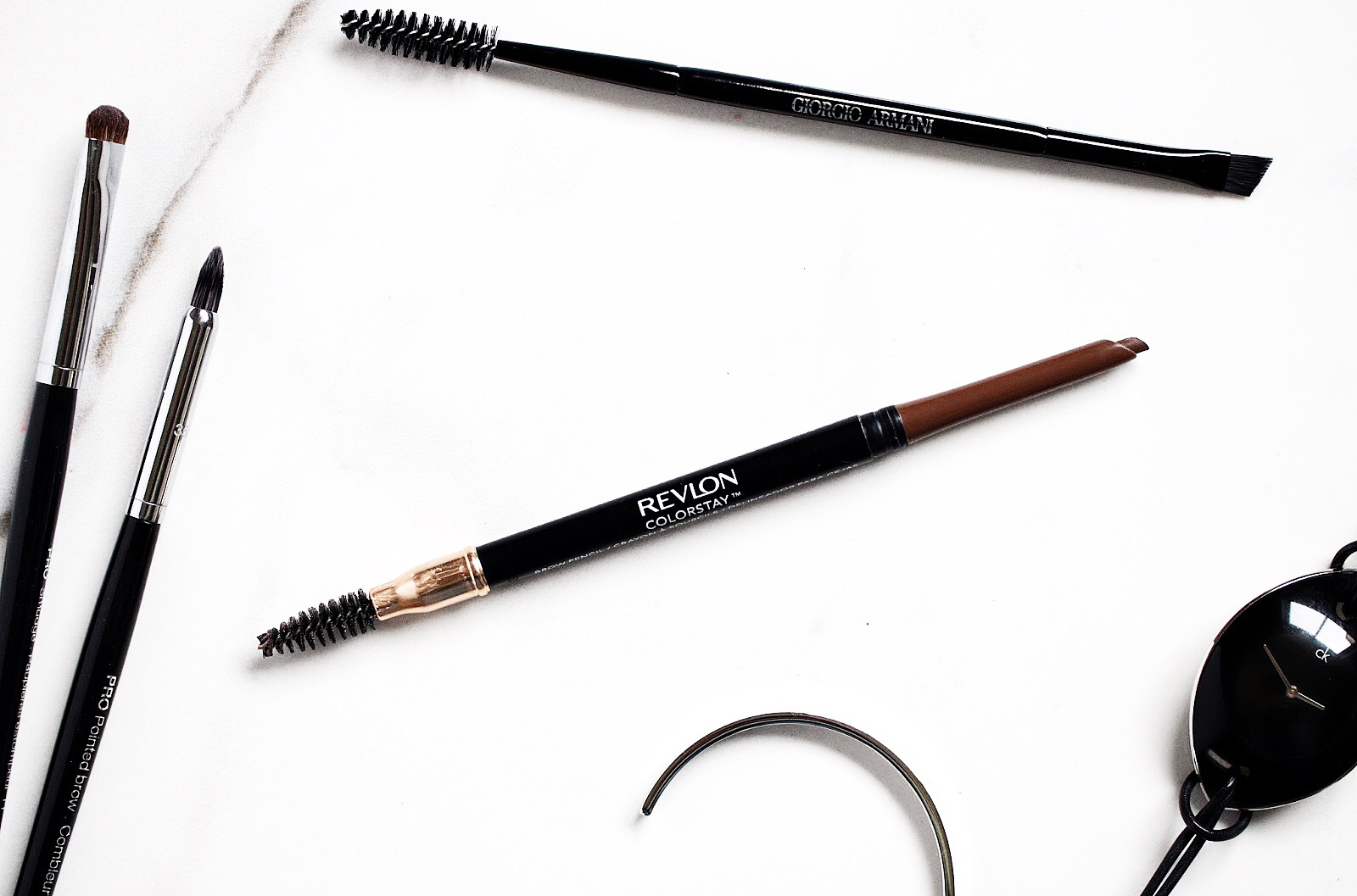 revlon colorsaty brow pencil crayon à sourcils avis test