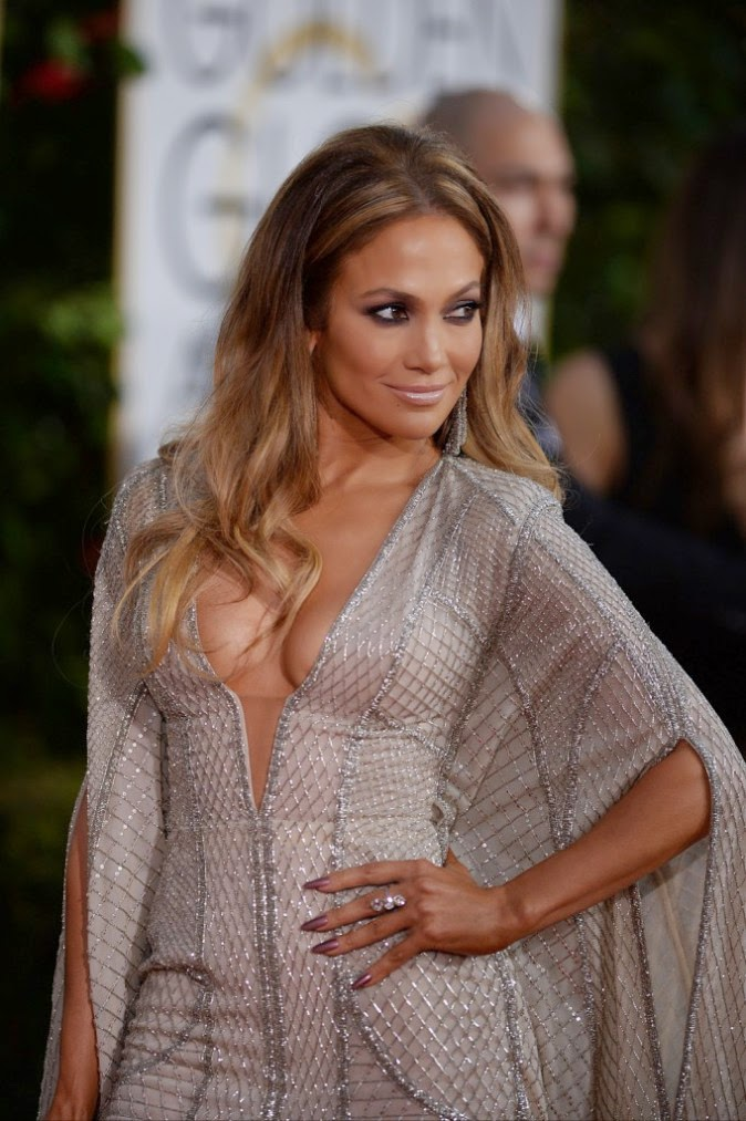 Golden Globes 2015: Jennifer Lopez: no need for price to be the Queen of the redcarpet!