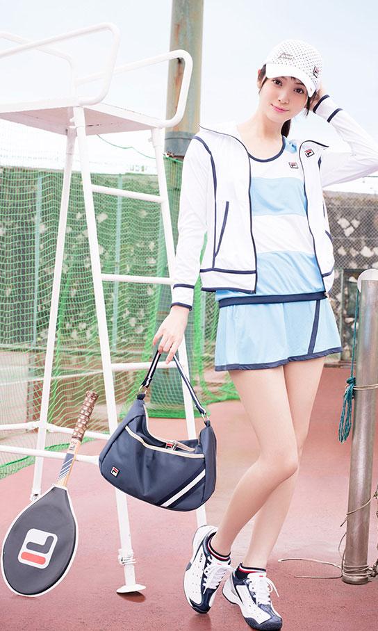 Nozomi Sasaki Fila Sportswear