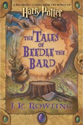 Resultado de imagen de los cuentos de beedle el bardo libro