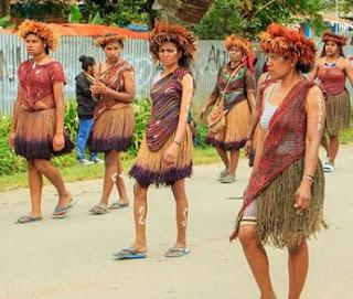 Selayang Pandang Provinsi Papua Barat