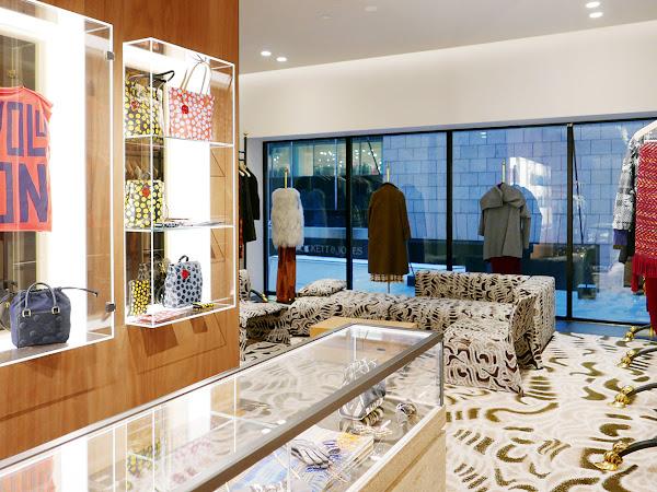 Vivienne Westwood, arredare gli spazi con carattere ed eleganza