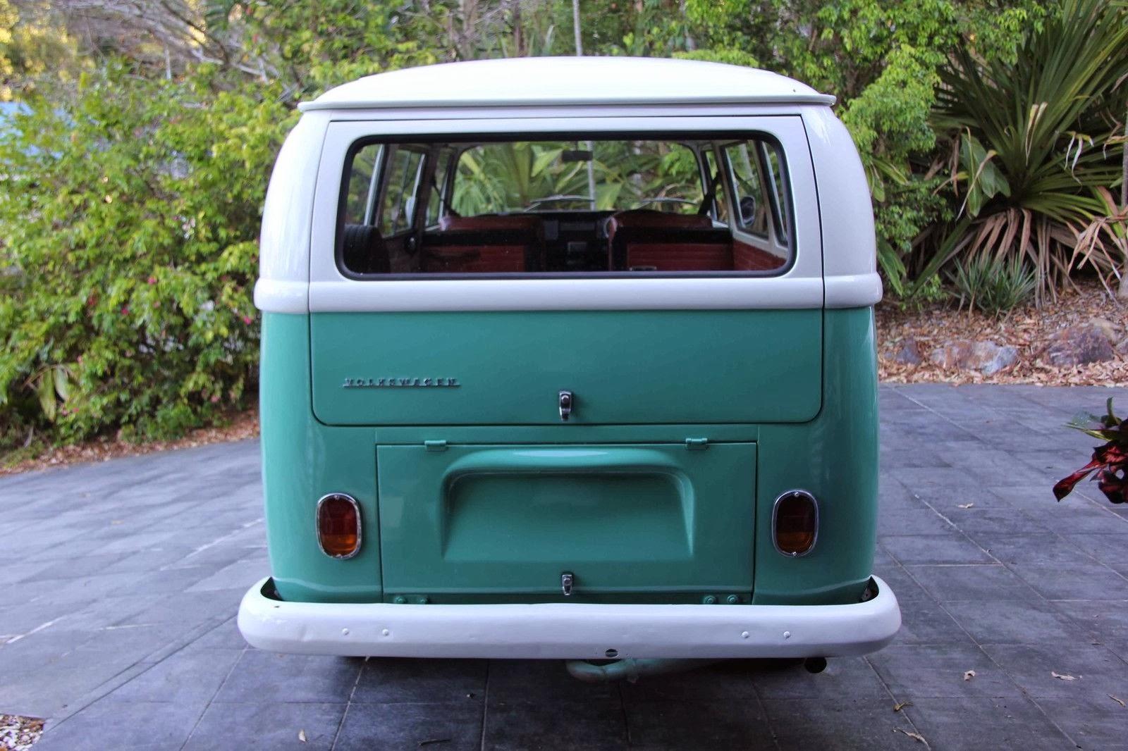 1970 VW Kombi Lowlight   VW Bus