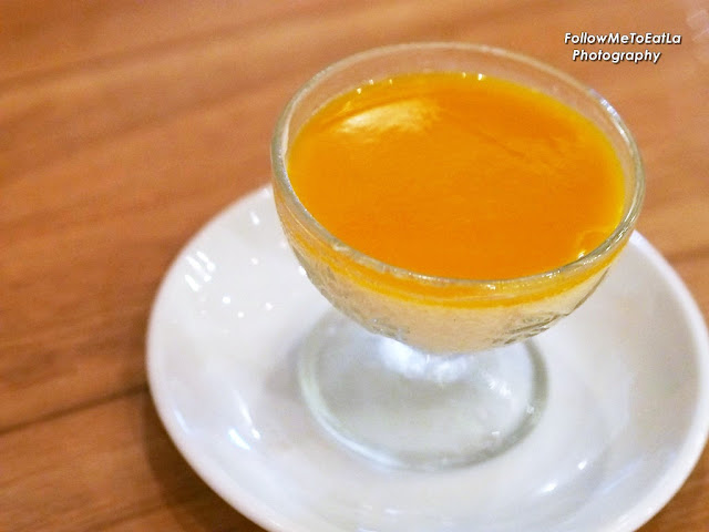 Mango Panna Cotta RM 18